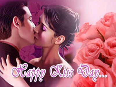Romantic Happy Kiss Day Wishes For Gf Valentines Day Messages