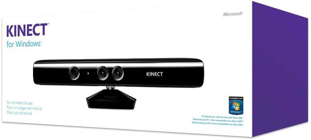 Kinect for Windows coming February 1st with 'near mode