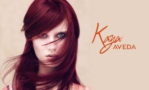 Single-Process Color or Partial or Full Highlights at Kaya Aveda Salon Spa (Up to 53% Off)