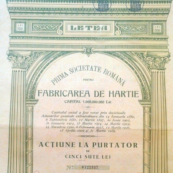 Fabrica Letea Bacau A Fost Infiintata In 1881Celebra La Vremea Ei Singura Producatoare