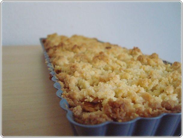 Streusel-Apfelkuchen *