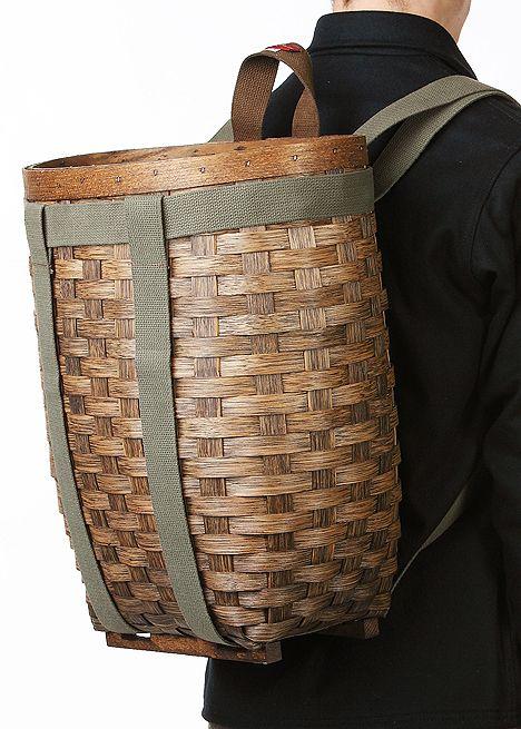 Blackbird - Frost River - 18 Inch Ash Basket.