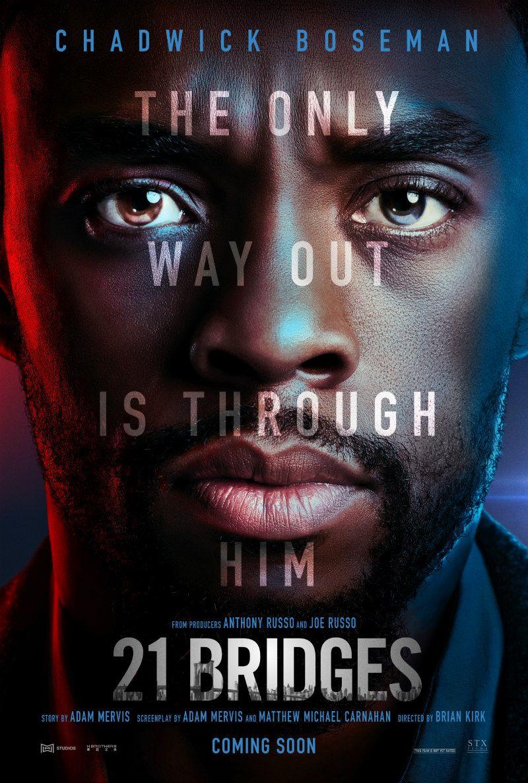 Chadwick Boseman Stars In Police Thriller 21 Bridges First
