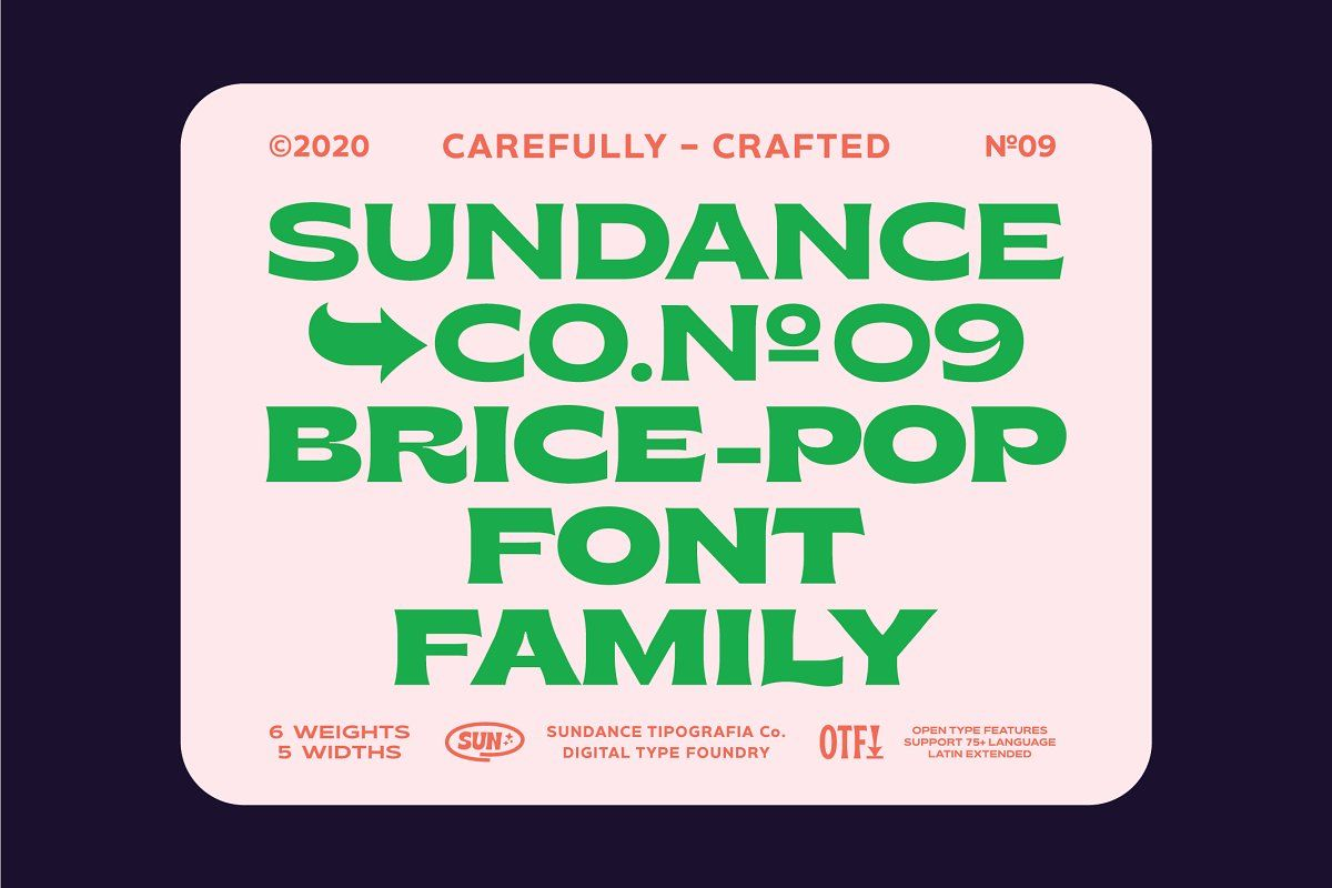 Brice Font Family In 2020 Font Family Lettering Web Design Trends