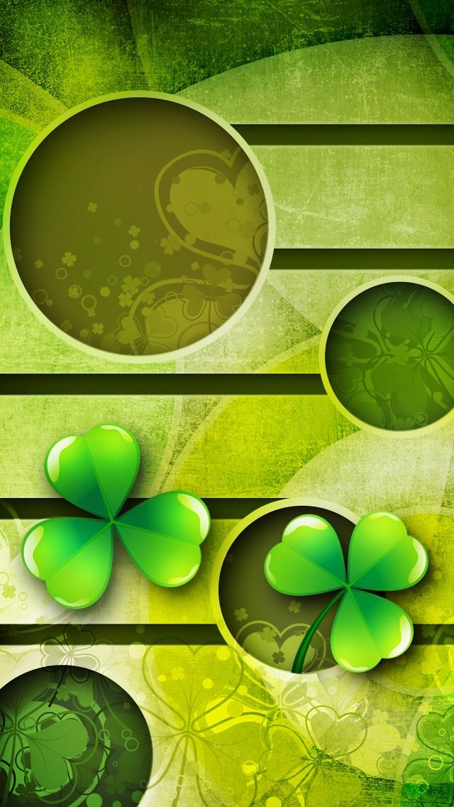 iPhone Wallpaper St. Patrick's Day tjn Iphone