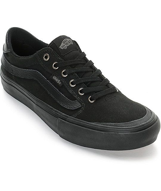 vans ultralight black