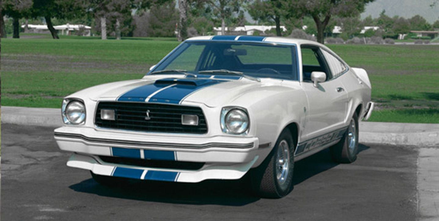 The Evolution of the #Ford #Mustang