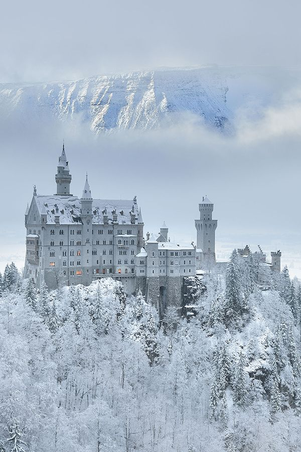Winter wonderlands: Bavaria, Germany