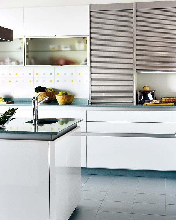 Modular Kitchen Island: Image #kitchenunitsdesignsimages