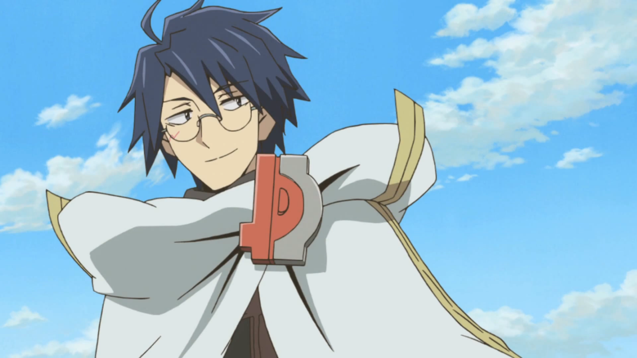 Image result for log horizon shiroe