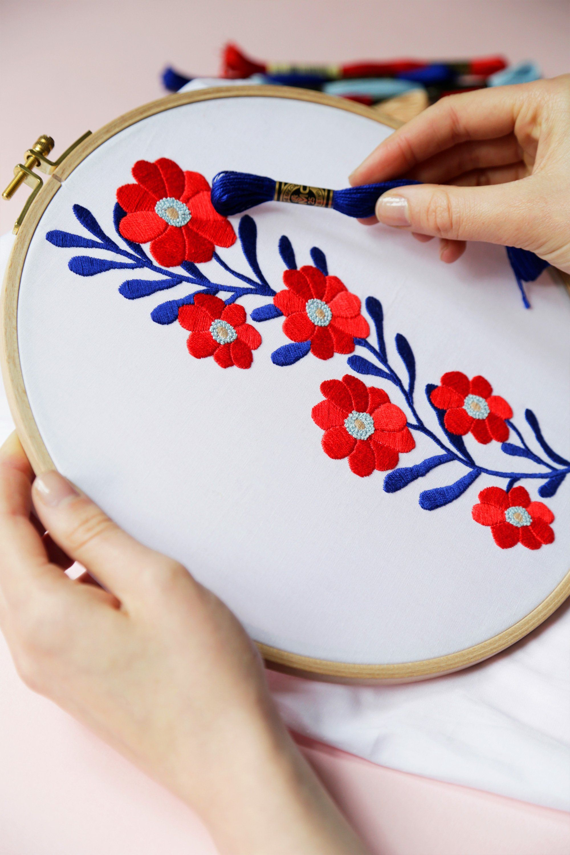 Free embroidery designs and cross stitch patterns | DMC.COM Patrones ...