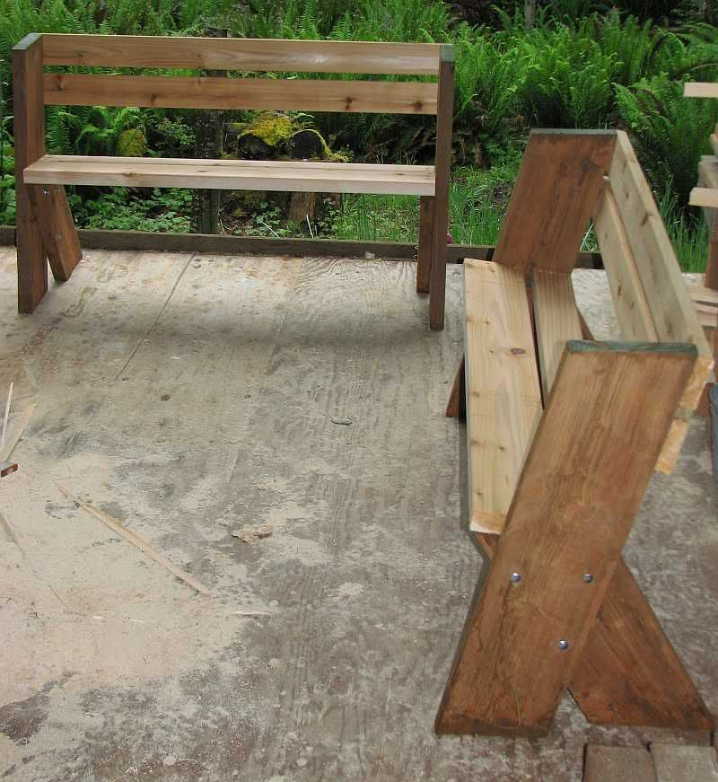 40 Outdoor Woodworking Projects For Beginners: Leopold Bench, Pallet
