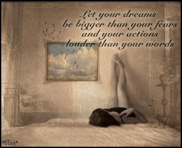 dreams ?