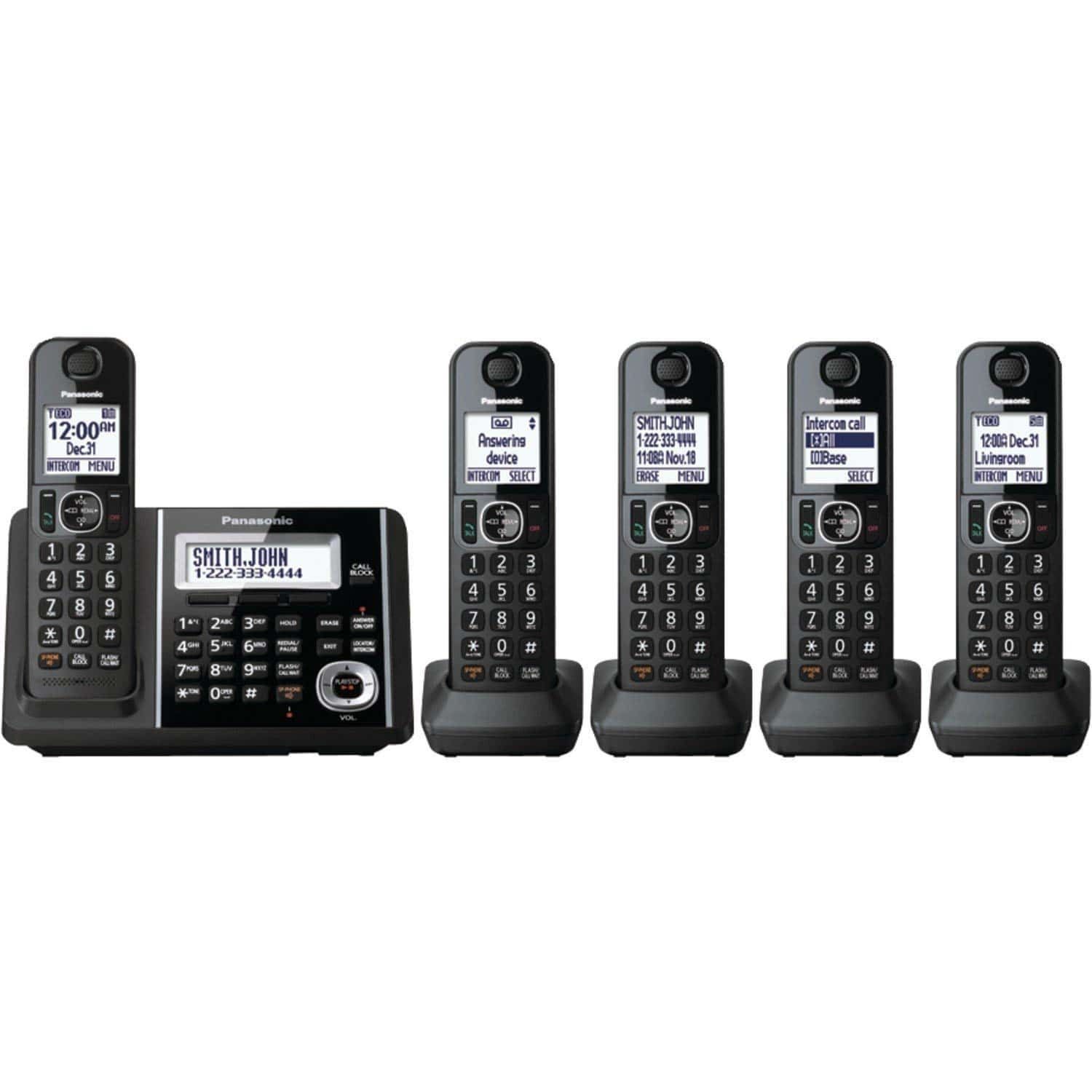 Top 10 Best Cordless Phones Review In 2020 A Step By