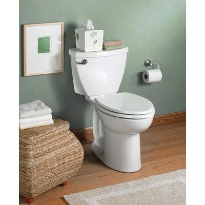 269 4 8l American Standard Cadet 3 Flowise Right Height Elongated Lined Complete White Toilet 3378513 020 Home With Images New Toilet Toilet Diy Bathroom