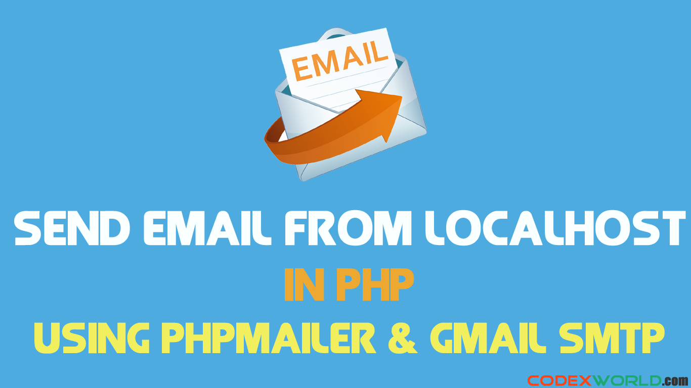 Send email from xampp or wamp learn how to send email from send email from xampp or wamp learn how to send email from localhost in php baditri Gallery