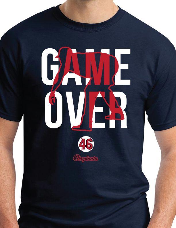 best service b3e2d 7d575 Game over 46 | Atlanta Braves Shirts | Braves baseball ...