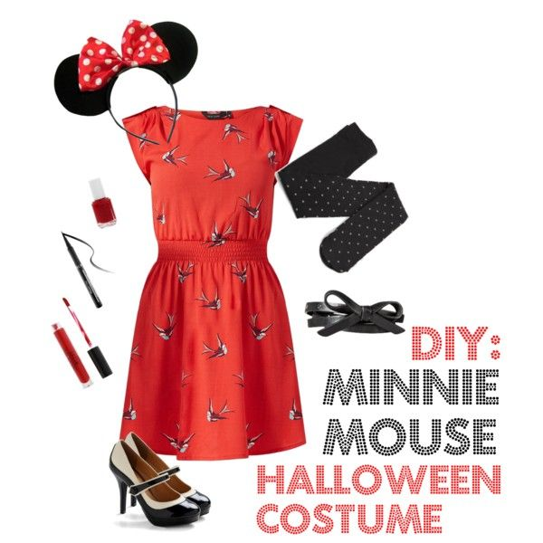 Minnie Mouse Halloween costumes Pinterest Minnie mouse - halloween costume ideas from your closet