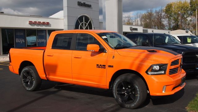 Ignition Orange 2017 Ram 1500 Truck Dodge Trucks Ram Dodge Trucks Car Dealership