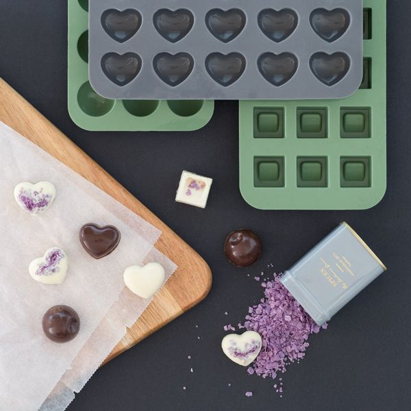 Remember To Enjoy The Cosy Moments Of Everyday Life Chocolate Mould