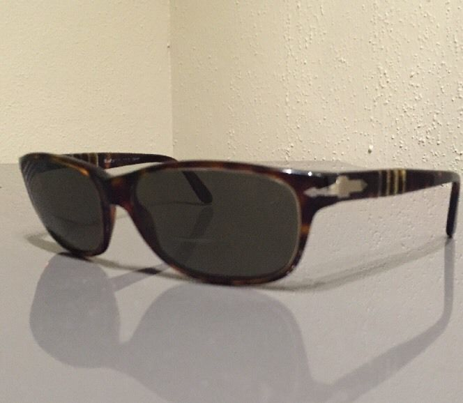 4089c63388772 Vintage Persol 2672 S 59 16 Polarized Tortoise Sunglasses 24 47 130 Italy   Persol  Designer