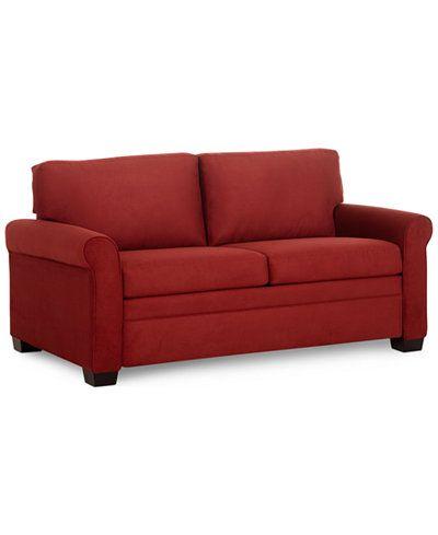 Kenzey Sofa Bed Full Sleeper Refurbish Leather Singapore 70 Created For Macy S Furniture