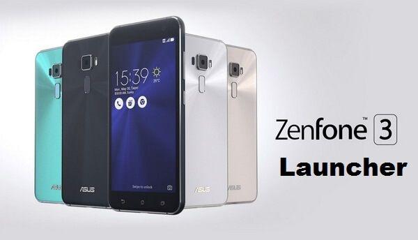 Download Asus Zenfone 3 Home Launcher APK for Xiaomi phones