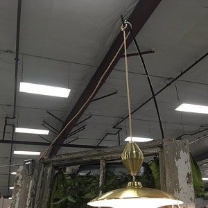 16 - 20 Light Square Industrial Steel Pipe Chandelier