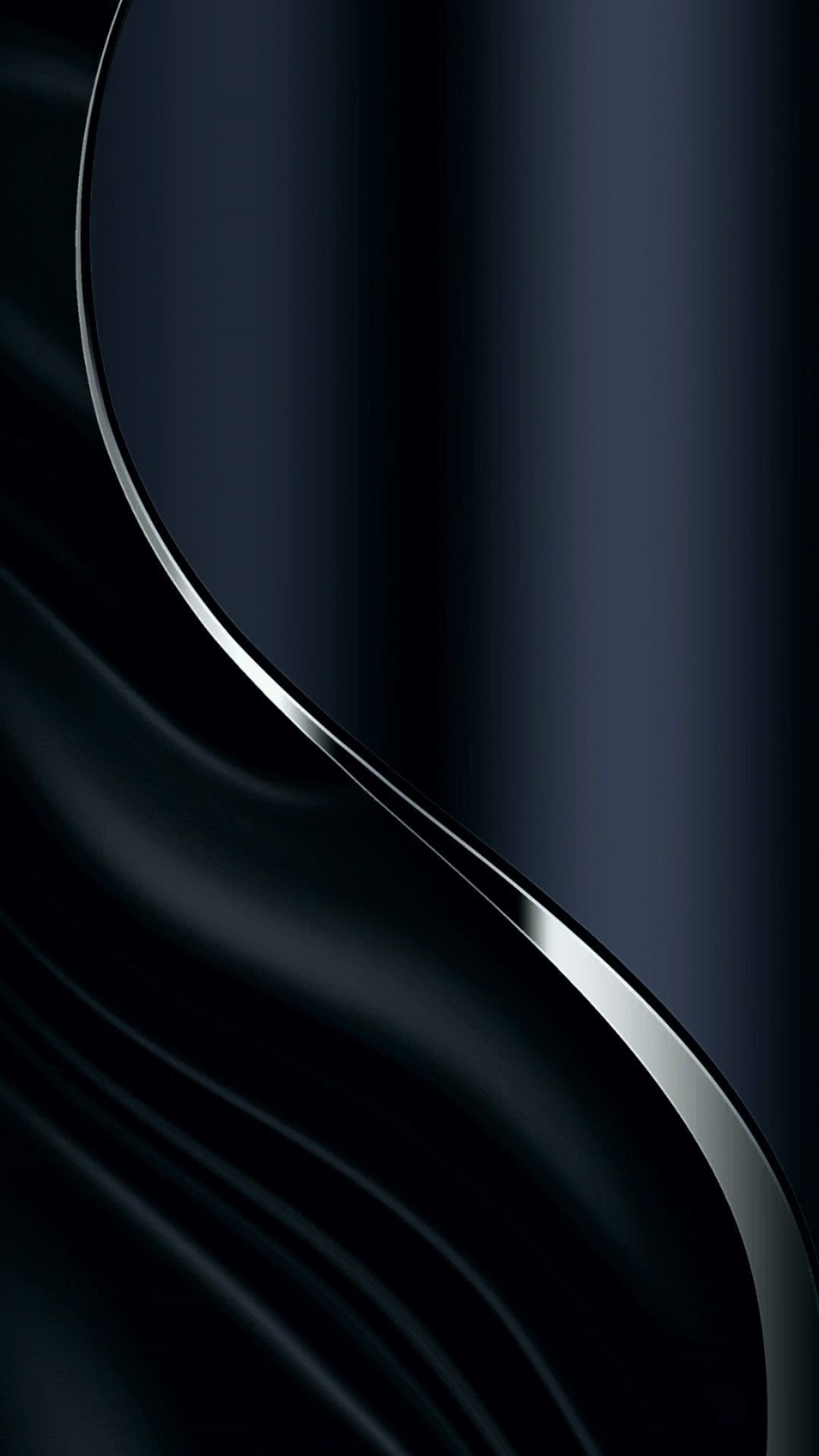 Abstract Blue Silver Wallpaper Mobile Silver Wallpaper Abstract Iphone Wallpaper Dark Phone Wallpapers