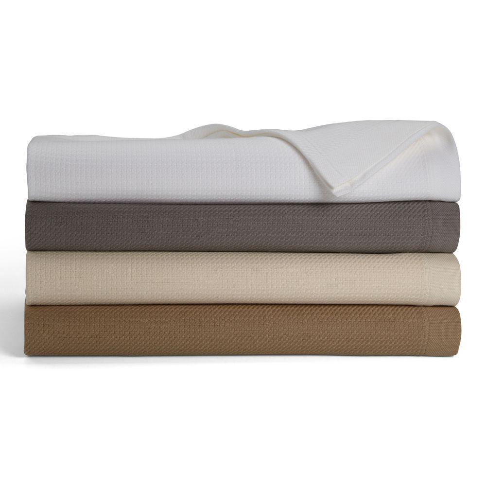 Hudson Park King Micro-Cotton Blanket