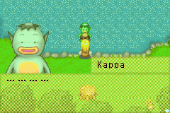 Harvest Moon More Friends Of Mineral Town Ooo A Wild Kappa Has Appeared Go Pokeball User Screenshot Harvest Moon Harvest Moon Game Game Inspiration