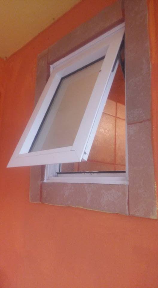 Como hacer una ventila de proyeccion como realizar for Ventanas de aluminio con marco de madera