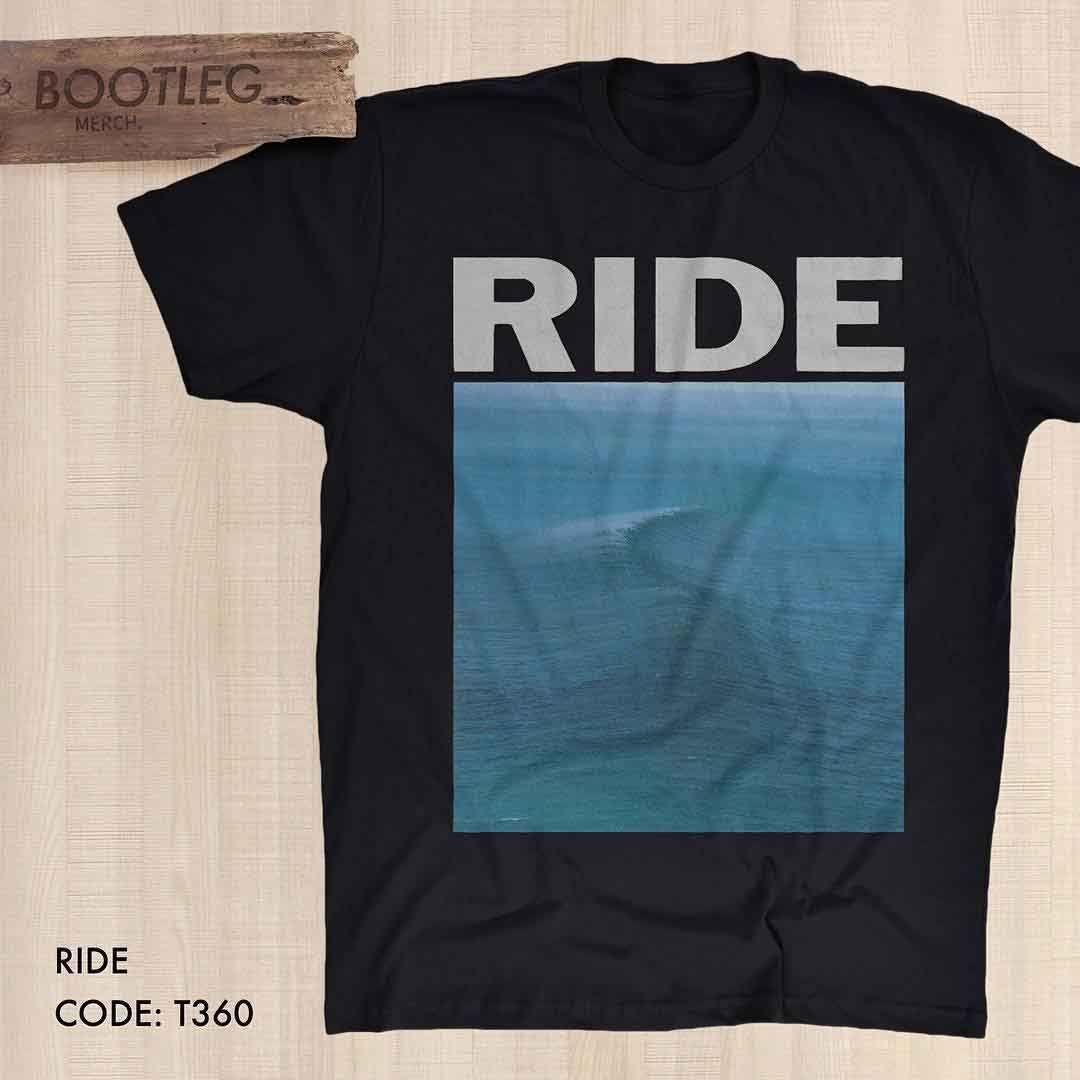 Ride TShirt Rock t shirts, Shirt shop, Shirts