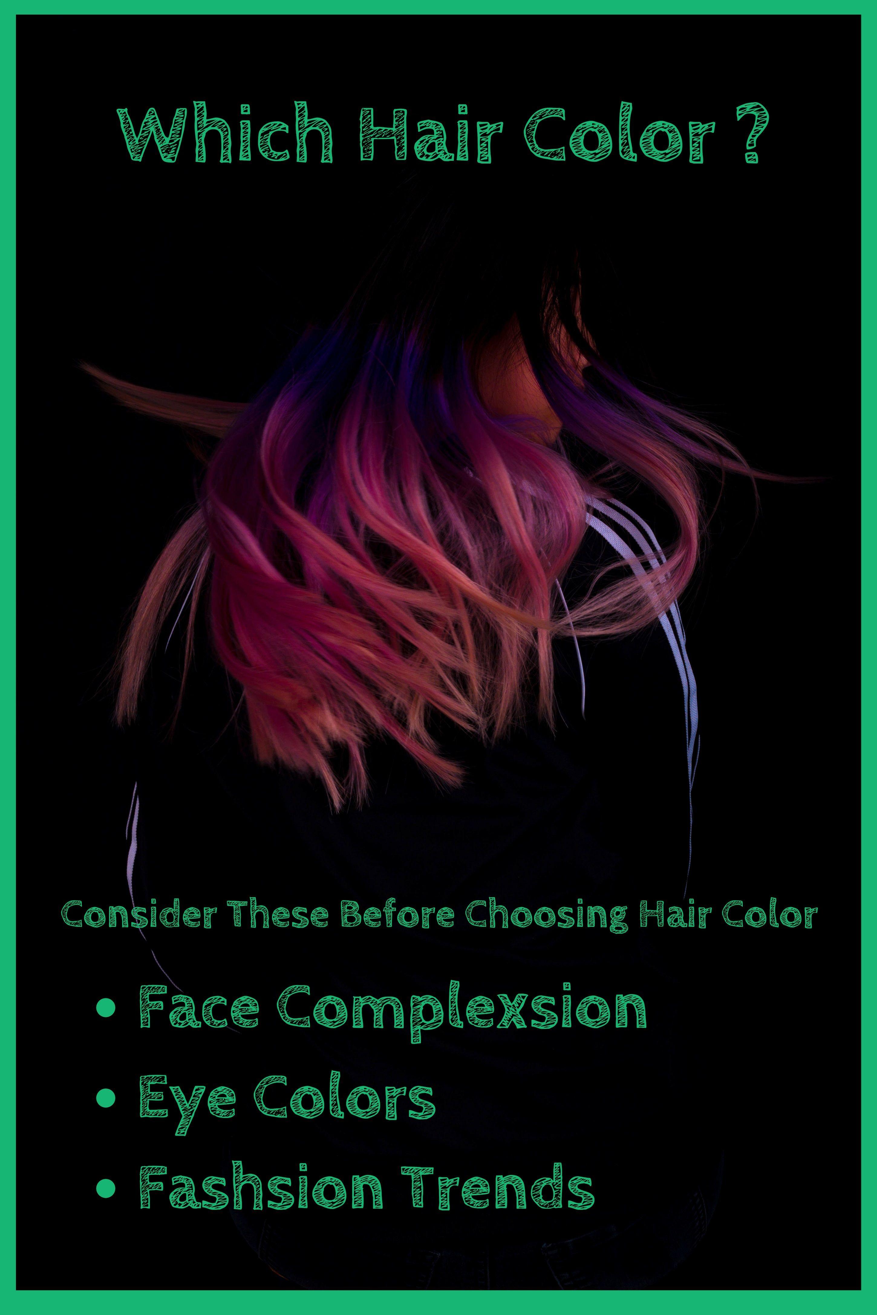 What Hair Color Looks Best On Me Choose Perfect Hair Color Perfect Hair Color Hair Color Quiz What Hair Color Suits Me Quiz