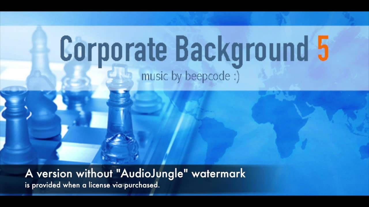 Commercial Background Music