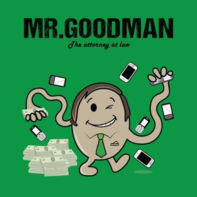 Mr. Goodman Attorney At Law #breakingbad