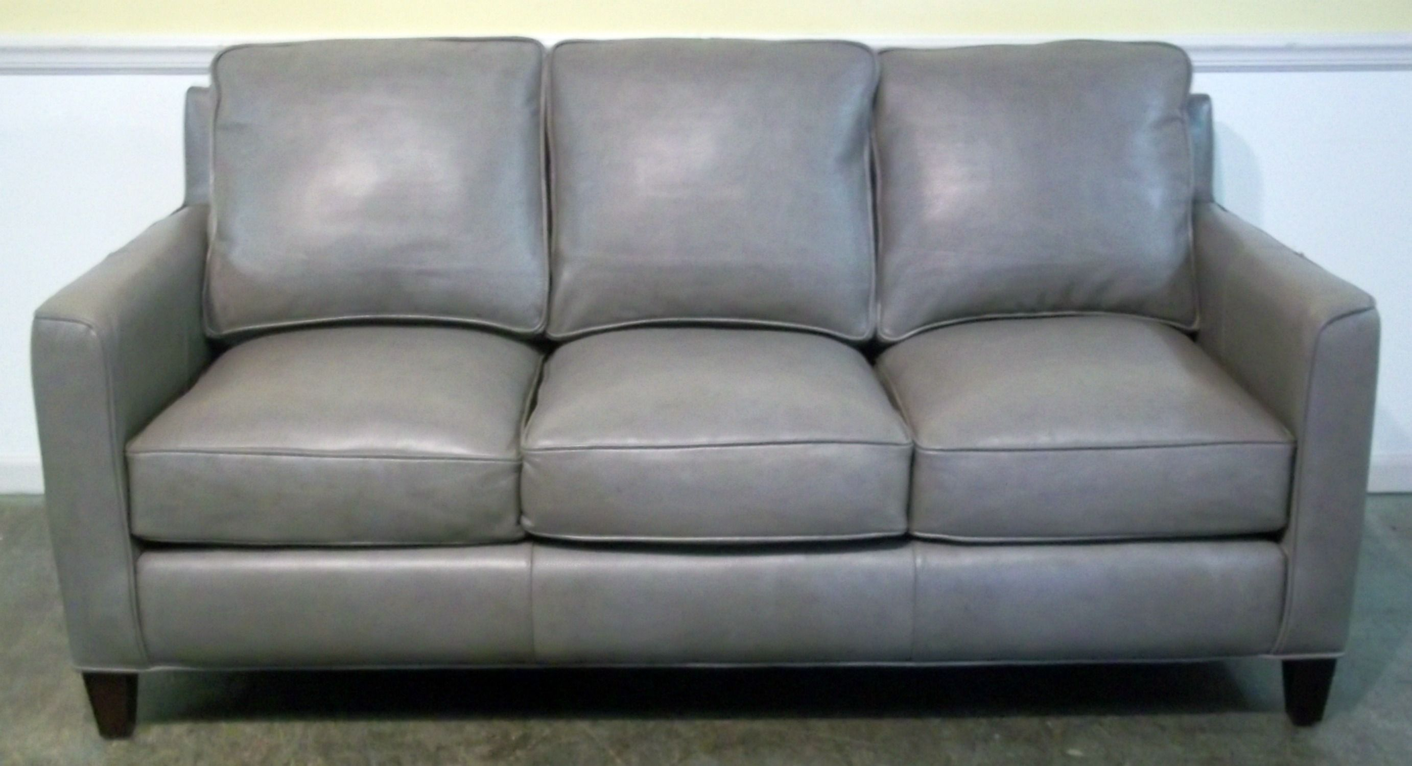 Modern Pale Grey Leather Sofa Good Pale Grey Leather Sofa 16