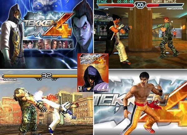 Download Tekken 4 Fighting Pc Game Tekken 4 Pc Games Download