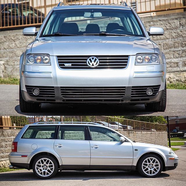 VW Passat For Sale >> For Sale On Ebay Passat W8 Wagon 6speed Rare Wagon