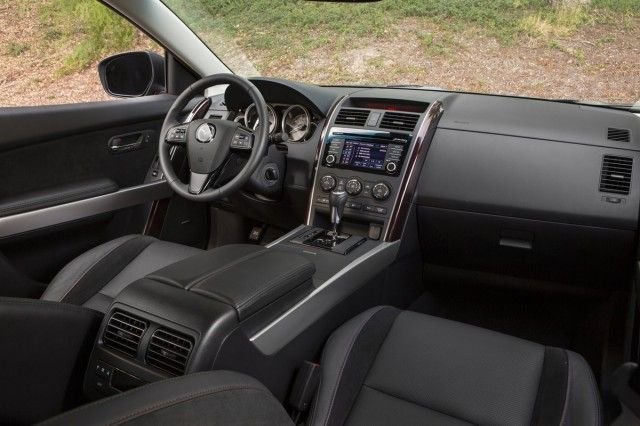 2014 Mazda Cx 9 Review Ratings Specs Prices And Photos The Car Connection Mazda Cx 9 Mazda New Cars