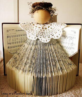 Sooth´s Bastelkram und Döntjes : Ideen zum Recyling alter Bücher #artdupliagedelivres