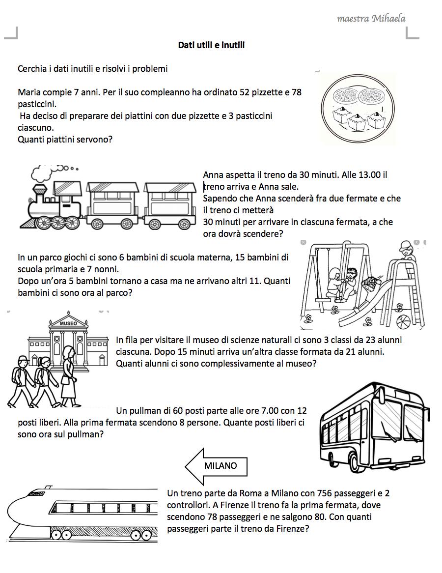 Problemi classe terza nel 2020 (con immagini) | Programma ...