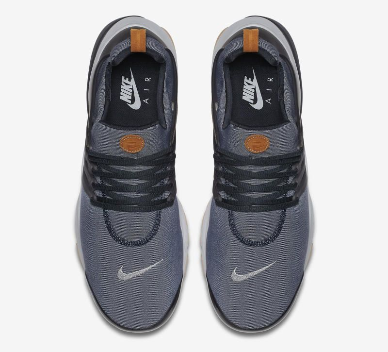 Nike Air Presto Denim Release Date. The Nike Air Presto Denim features a  full shades of Blue Denim covering the upper that sits atop a Gum rubber  outsole.