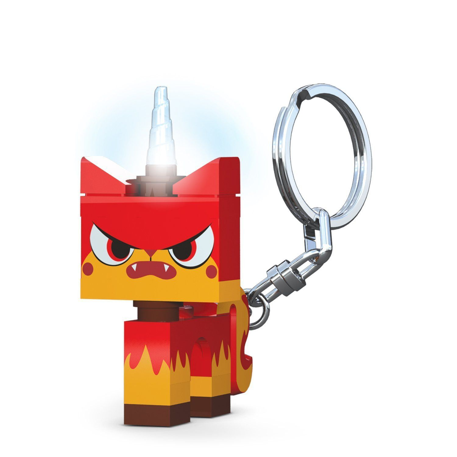 The Lego Movie Led Lite Angry Kitty