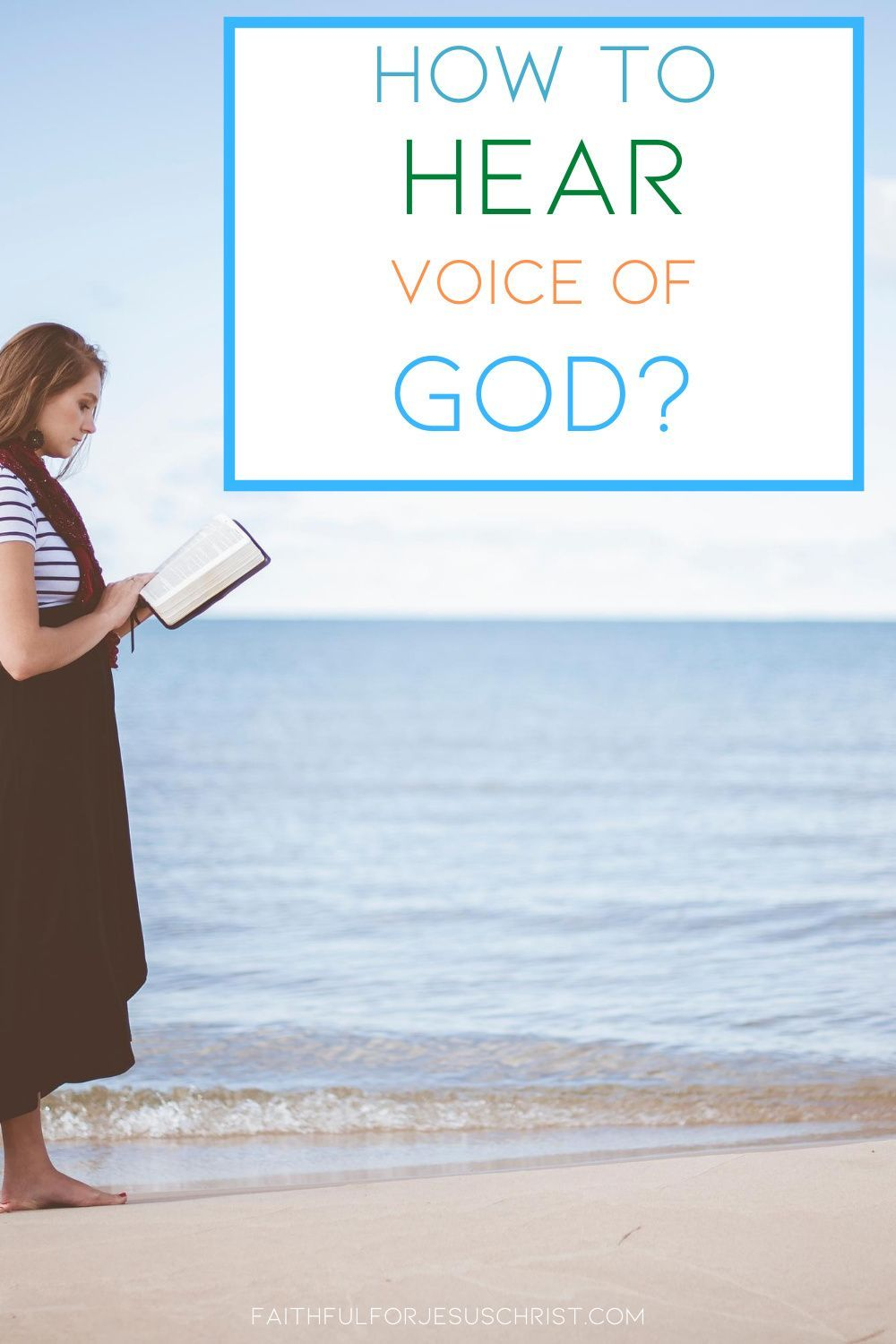 How To Hear Voice Of God in 2020 Understanding the bible