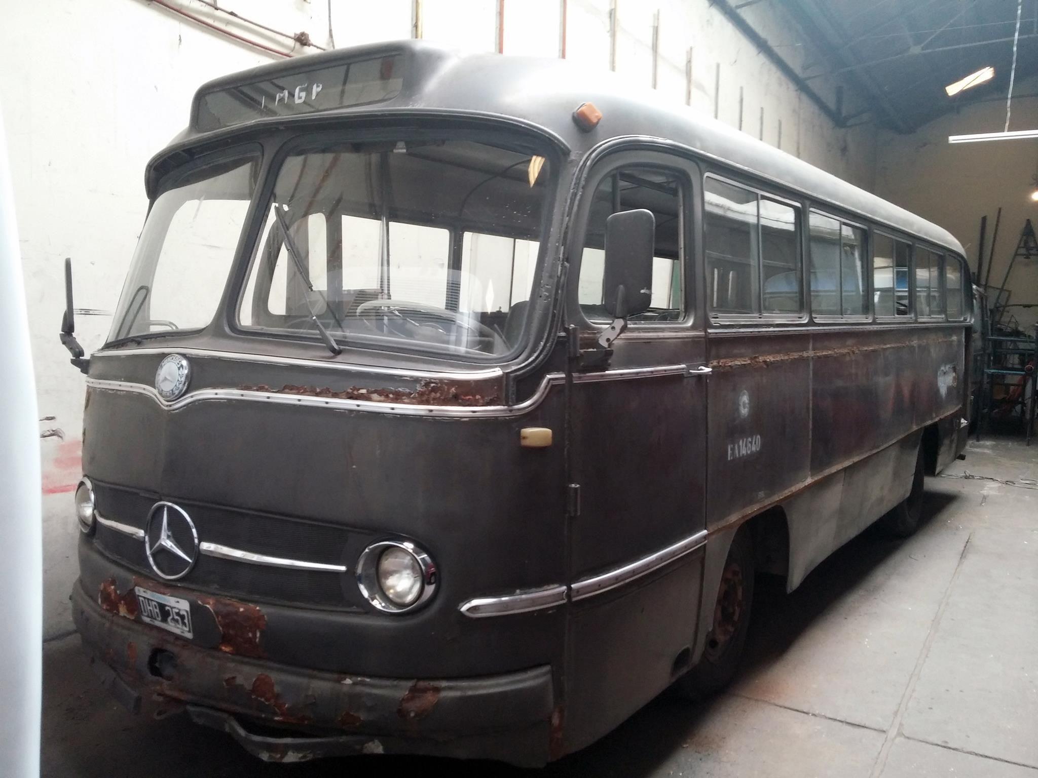 1971 mercedes benz o302 bus daimler ag de auto mercedes benz de - Museo Del Colectivo Antiguo Resurreccion De Una Leyenda Maybachmercedes Benzcars