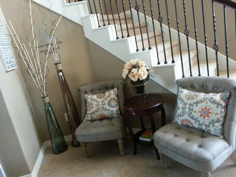 Cute Receiving Area House Interior Interior Design Living Room