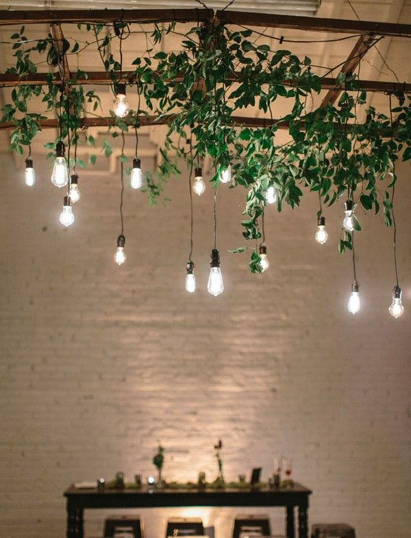 30 brilliant wedding ideas to use edison bulbs wedding