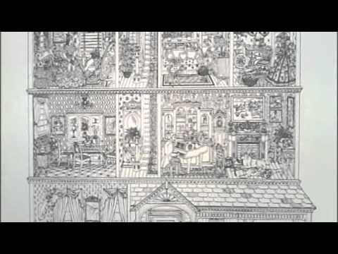 Coloring Posters Adults   Doodle Art Sistine Chapel Coloring Page ...