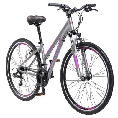 bbc50e2bf66 Schwinn Hybrid Bike Women's Trailway - Gray 28